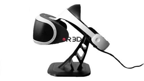 Kit Suportes Para Oculos Vr - Psvr - Aim - Ps4 Cam