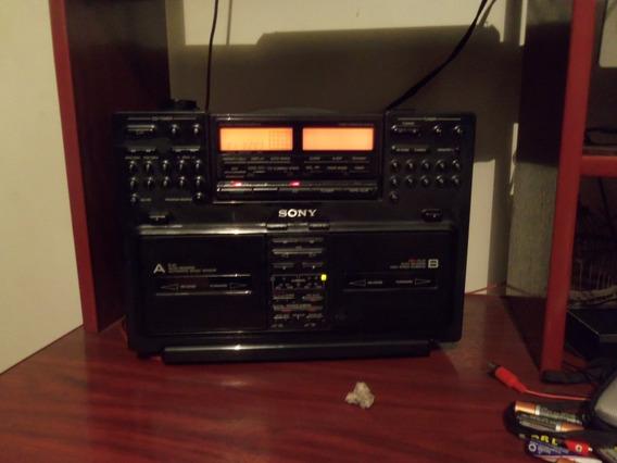 Rádio Antigo Sony Ver Detalhes
