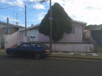 Casa Residencial À Venda, Uvaranas, Ponta Grossa. - Ca0008