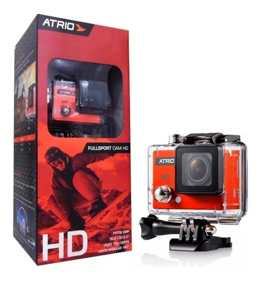 Câmera Átrio Go Pro
