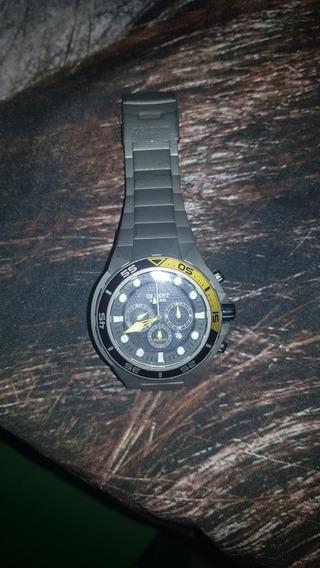 Relógio Orient Titanium Solar