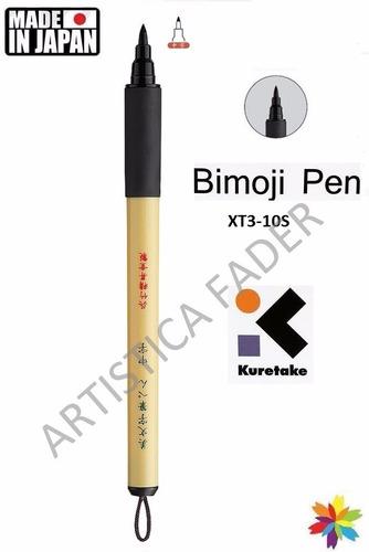 Rotulador Marcador Bimoji Medium Pen Kuretake Barrio Norte..