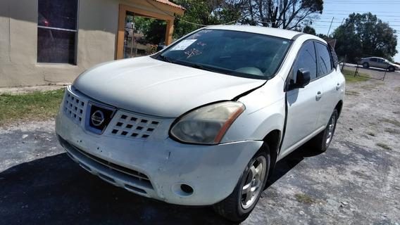 Nissan Rogue 2009 ( En Partes ) 2008 - 2010 Motor 2.5 Aut