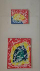 Pinturas Abstractas Y Figurativas