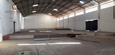 Galpão Com 1.560m² Para Venda Ou Alugar Dentro De Fortaleza Em Localização Privilegiada A Poucos Metros Da Arena Castelão - Ga0003