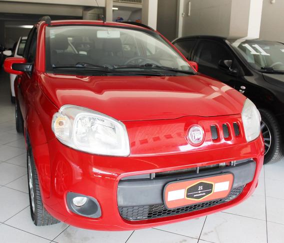 Fiat Uno Economy 1.4 4 Portas