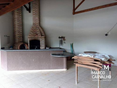 Imagem 1 de 30 de Chácara Com 3 Dormitórios À Venda, 2500 M² Por R$ 1.100.000,00 - Parque Dos Sabiás (padre Nóbrega) - Marília/sp - Ch0020