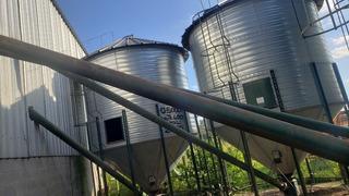 Fabrica De Alimento Para Cerdos/vacas 3000kg/h