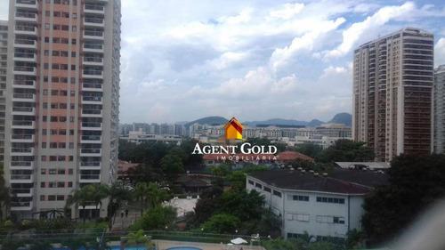Imagem 1 de 21 de Apartamento Com 3 Dormitórios À Venda, 110 M² Por R$ 939.000,00 - Barra Da Tijuca - Rio De Janeiro/rj - Ap2416