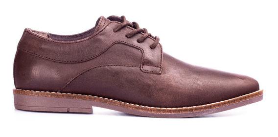 Zapatos Hombre Dromo Vestir Urbano Informal Cuero Argentino