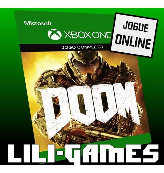 Doom Xbox One Digital Original Online