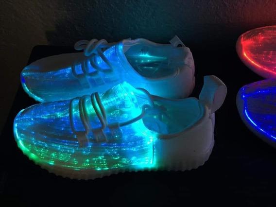 maceta invención Realista  Tenis Adidas Con Luz Led | MercadoLibre.com.mx