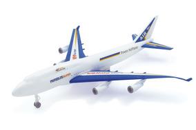 Ultra Avião Airbus Aviaozinho Plástico Brinquedo Pica Pau