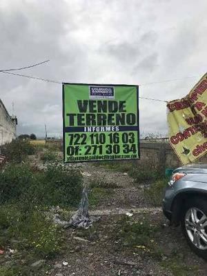 Terreno En Venta, Naucalpan De Juárez, Estado De México