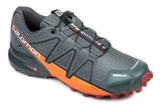 Zapatillas Salomon Speedcross 4 Cs Running Hombre Importadas