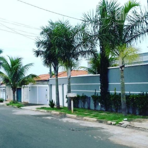 Casa Residencial À Venda, Parque Bom Retiro, Paulínia. - Ca1345
