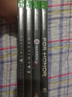 Videojuegos Para Xbox One En Perfectas Condiciones