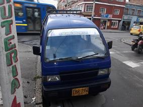 Camioneta Para Pasajeros Y Carga En Muy Buen Estado