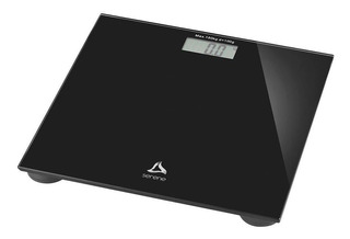 Balança Digital Banheiro Academia Multilaser 180kg Hc022 Loi