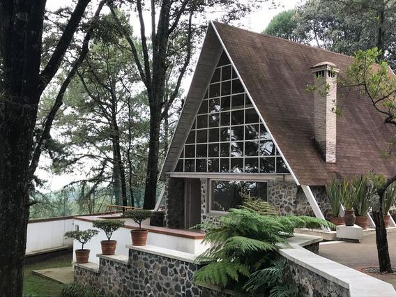 Casa En Venta En Huitzilac, Morelos