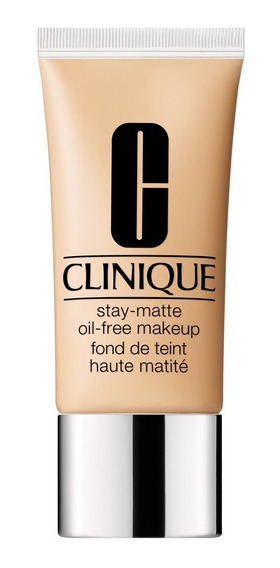 Stay-matte Oil-free Makeup Clinique - Base Facial Golden