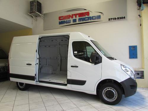 Renault Master Furgão L2h2 2021