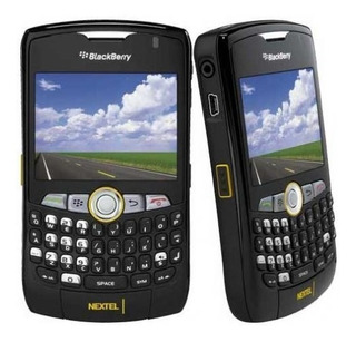 Nextel Blackberry Curve 8350i Smartphone