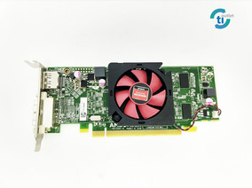 Placa De Vídeo Amd 7470 Para Pc Amd Ati - 1gb 128bits