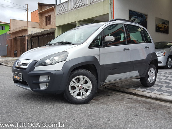 Fiat Idea Adventure 1.8 16v E.torq Dualogic (flex) 2012