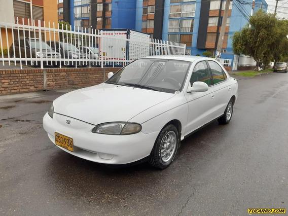Hyundai Elantra Gls 1800icc Mt Aa Dh Fe
