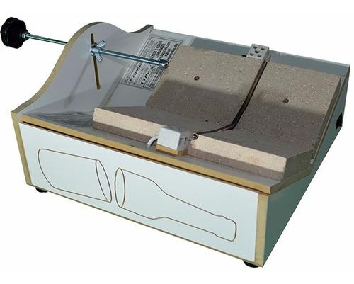 Maquina Eletrica  Corte Garrafa Vidro 770w Melhor Preço