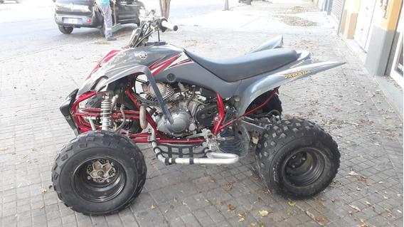 Yamaha Raptor 350 2008 Japon Patentado Permuto