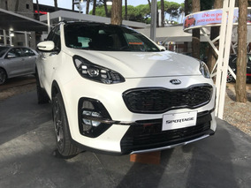 Kia Sportage 2.0 Crdi Ex Gt-line At 4x4 Linea 2019