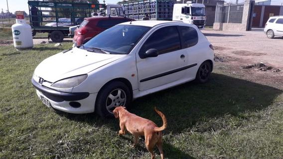 Peugeot 206 1.9 Xrd $135000
