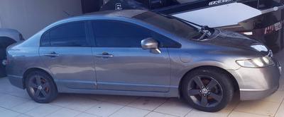 Honda Civic Lxs 1.8 Flex 140cv