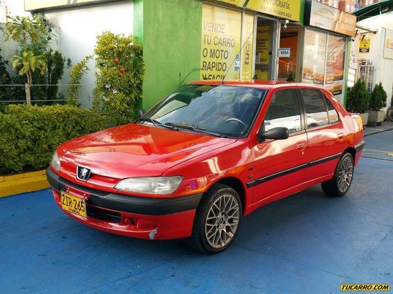 Peugeot 306 Xn 1.4 Mt