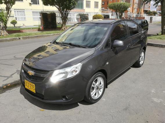 Chevrolet Sail Ltz Mt1400cc Gris Galapago Aa Ab Dh Abs