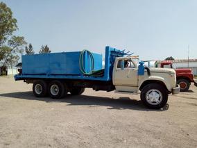 Camion Pipa De Agua 12,000 Lts Dodge Torthon