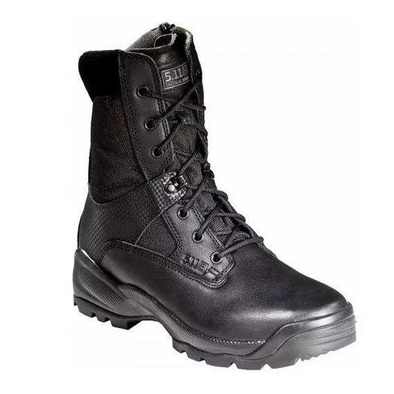 Botas Borceguíes Tácticos 5.11 Atac Boots Side Zip