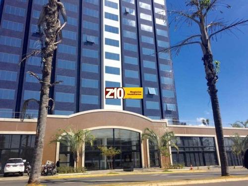 Z10 Imoveis - Sl01058 -  Au.40m² - Excelente Sala Comercial Com Vista Para Avenida - Diplomat - - Sl01058 - 69327801