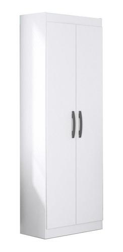 Armário Multiuso 2 Portas Aramóveis - Branco