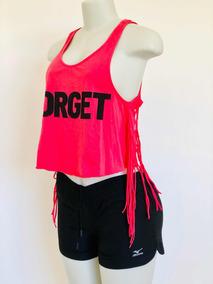 22225b39b4 Blusa Fitness Bluesteel Tam P Pink Cód 5700025