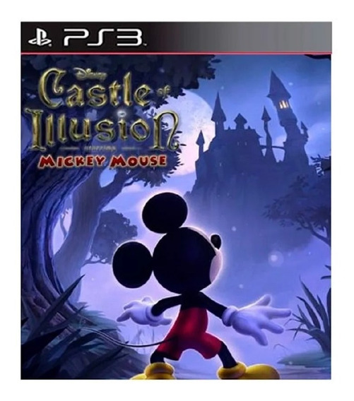 Castle Of Illusion Starring Mickey Mouse - Psn Ps3 Digital