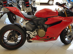 Ducati Panigali 1199 S 2015