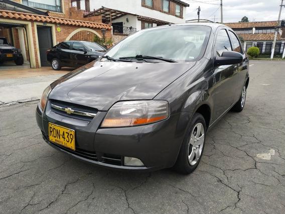 Chevrolet Aveo 1.6 Aa Ls 2011