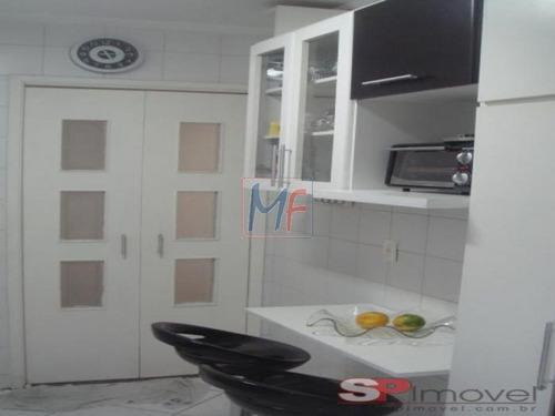 Imagem 1 de 6 de Ref 6732 - Lindo Apartamento No Bairro Vila Bela Ha 15 Min. Metro Tamanduateí E Central Plaza Shopping. Com 2 Quartos, 1 Suíte E 2 Vagas. - 6732