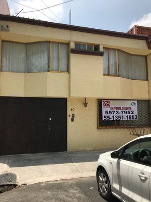 (c).- Magnifica Casa Para Actualizar