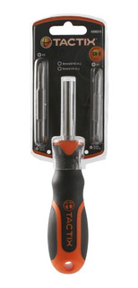 Destornillador Tactix 4 En 1 Muy Buena Calidad
