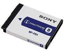 Bateria Sony Np-bd1/fd1 Para Câmera Digital E Filmadora