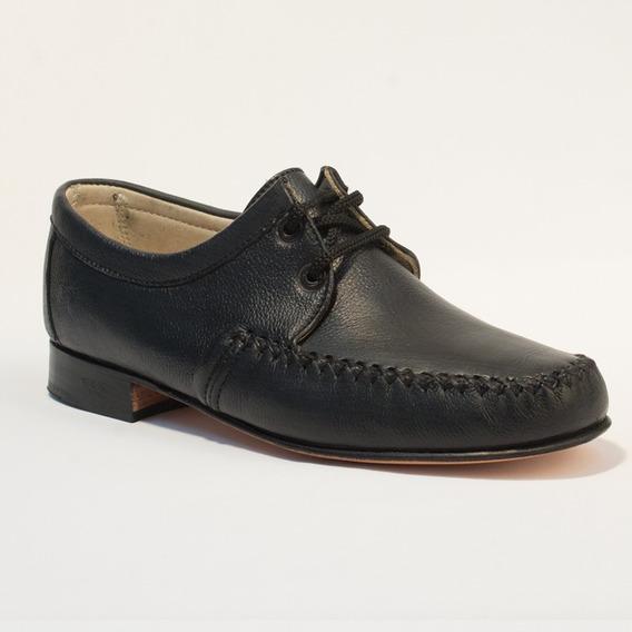 Zapato Js Fondo Goma - 2115-l600g-negro